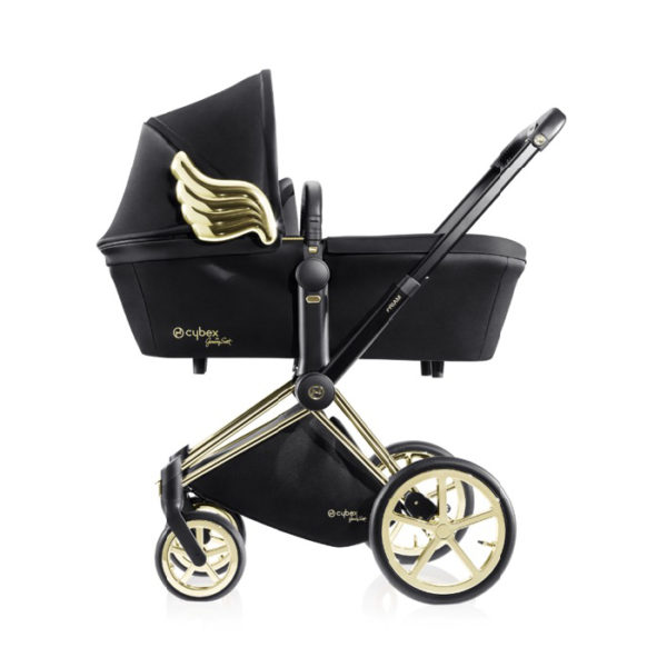 Cybex Priam by Jeremy Scott 2 в 1 с рождения