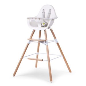 CHILDHOME Evolu 2 Natural/White 3 в 1